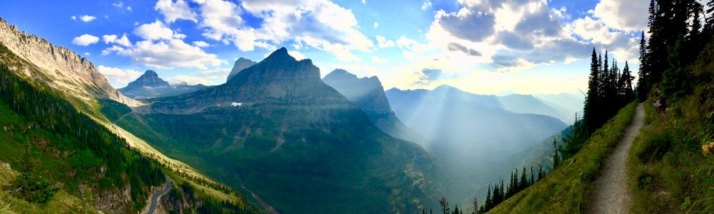 glacier_national_park_water_sky_travel_blog_tyrell_natalie_peterson_camp_hike